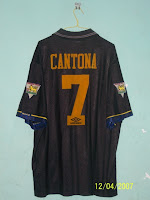From Left to Right  1990-1992 Man United Away Jersey (44-46 inches) 683729fa2