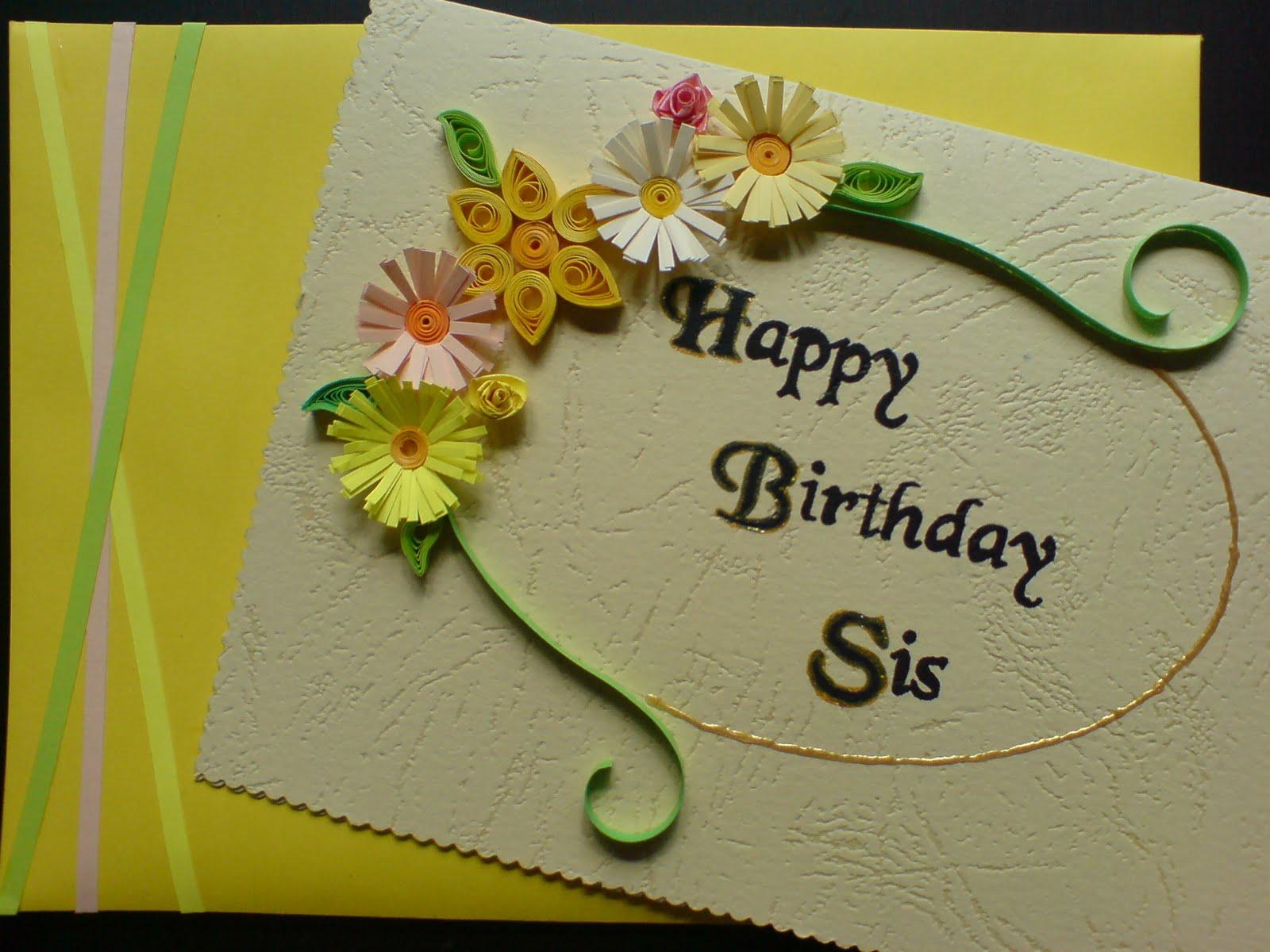 Pic New Posts Happy Birthday Sis Wallpaper