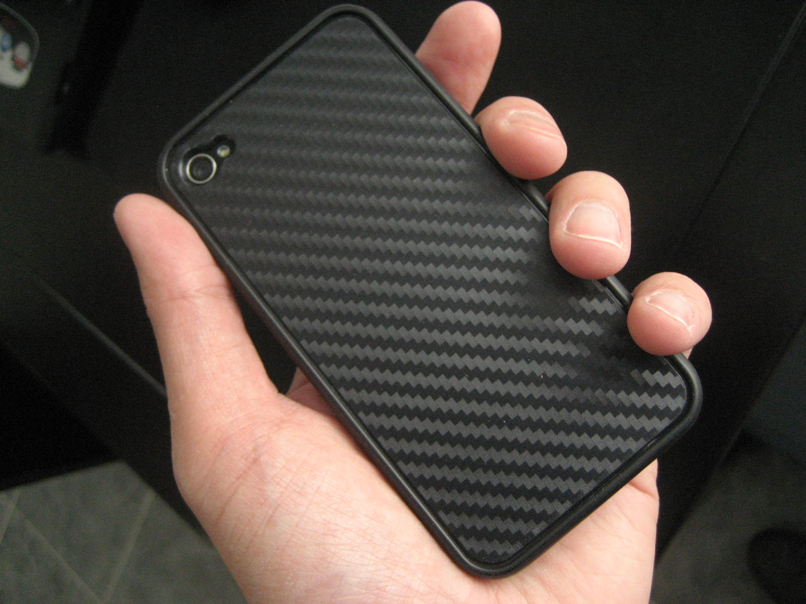 Review: Griffin Reveal Etch Graphite Case iPhone 4