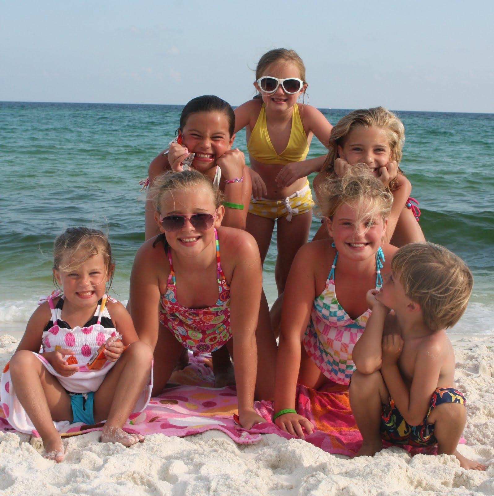 Nudist family girls