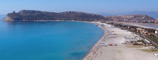Playa il Poetto - Cagliari