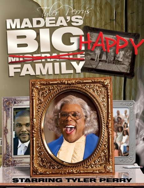 Madeas Big Happy Family [DVDR Menu Full] Español Latino [ISO] 2011
