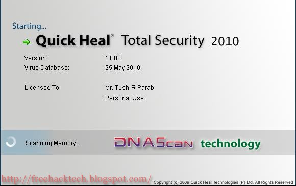 antivirus download for free quick heal