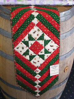 Free Christmas Table Runner Pattern Patterns Gallery
