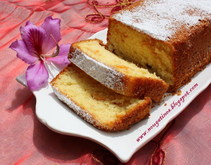 Cake Citron Huile D Olive Un D Ef Bf Bdjeuner De Soleil