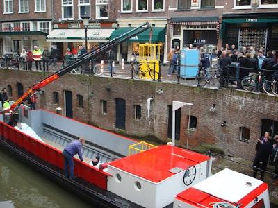 Utrechtse bierboot
