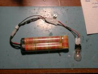 Electronic Project : Precision Battery Discharger