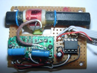 Electronic Project - Radio Controlled Clock with USB