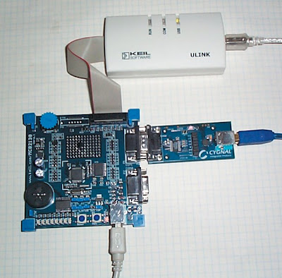 ARM Project USB Data Acquisition