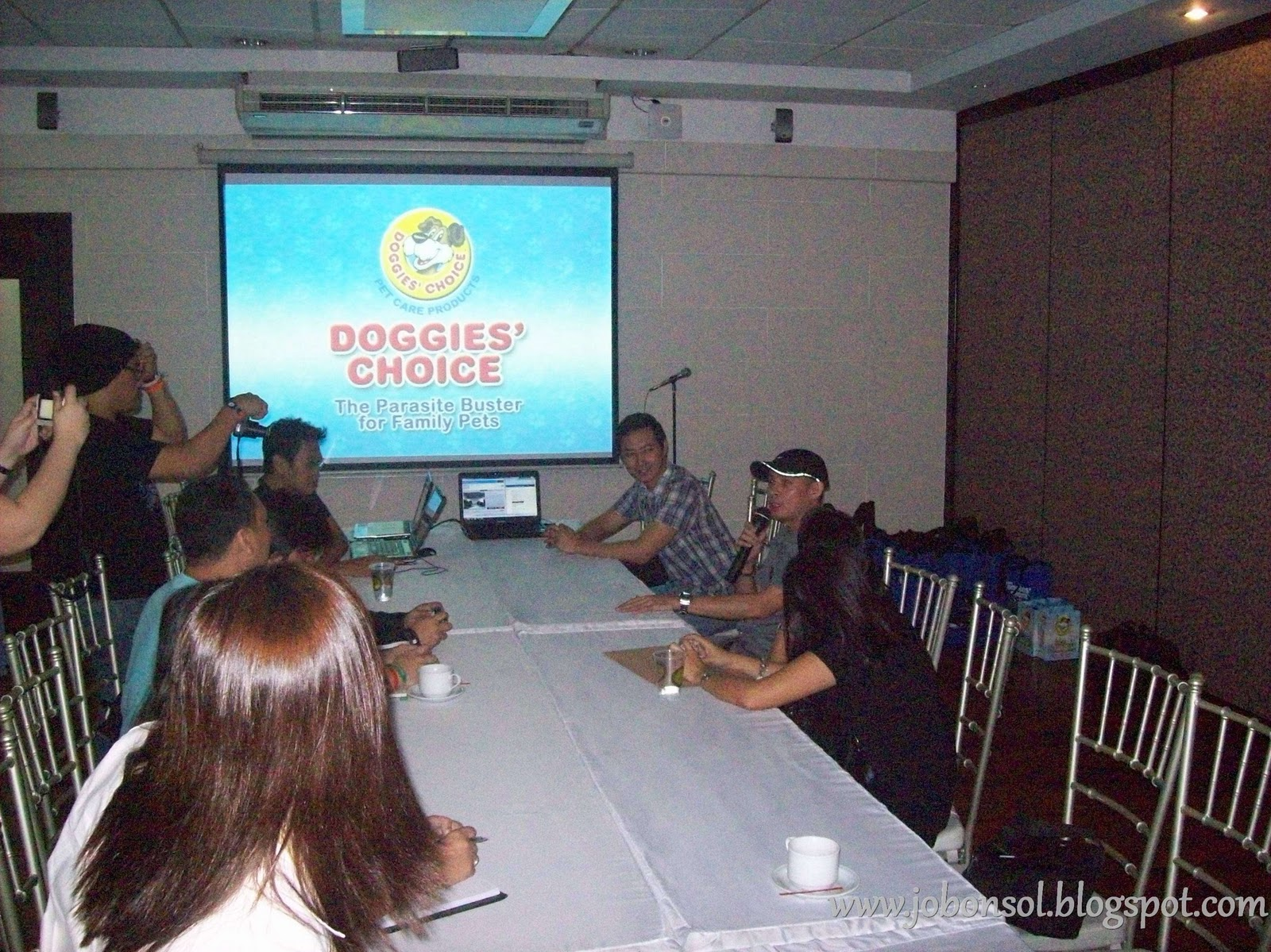 Event Doggie S Choice First Blogcon