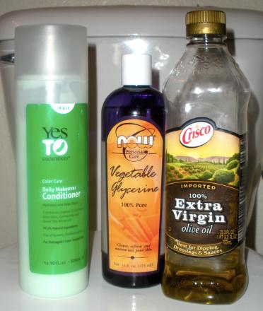 Vegetable Glycerin Natural Hair Recipes