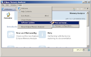 Memory Analyser Tool Extensions