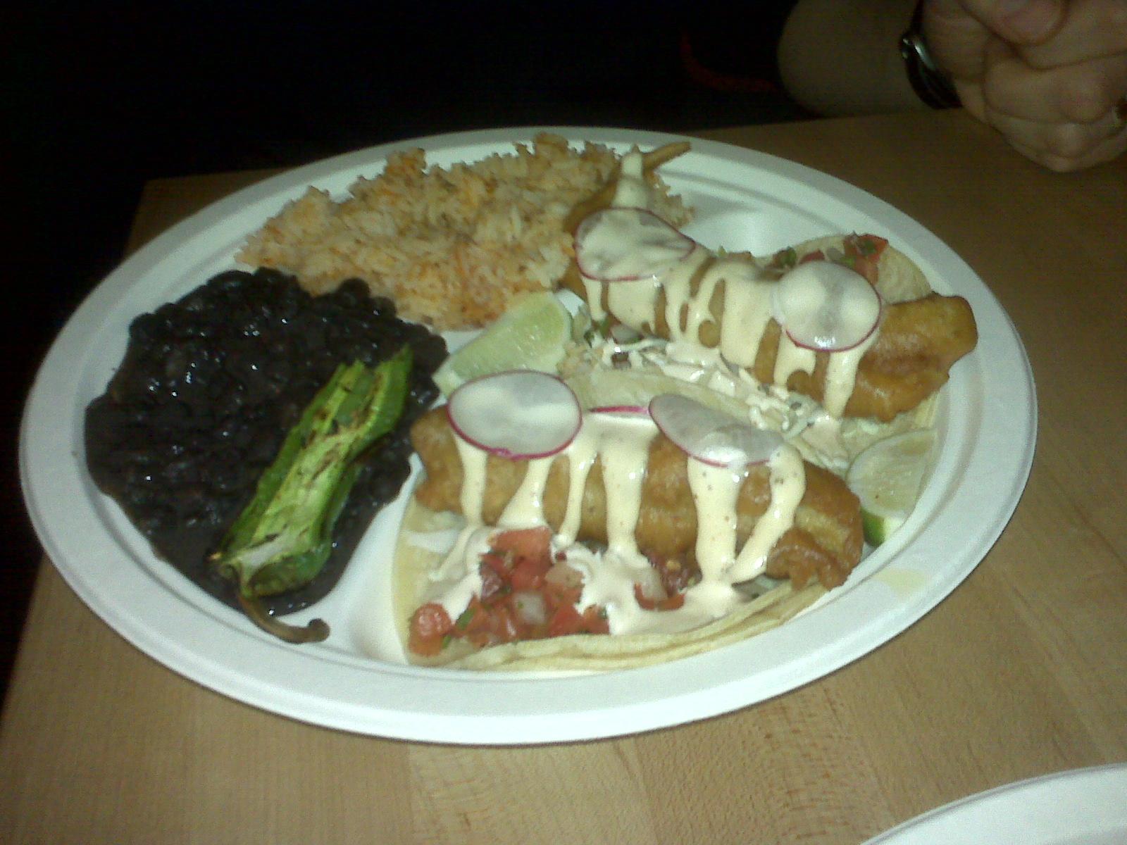 Baja St Food Truck Austin