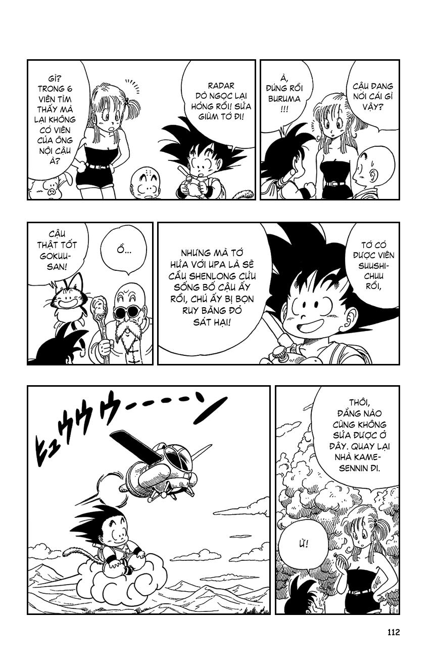 Dragon Ball chap 97 trang 9