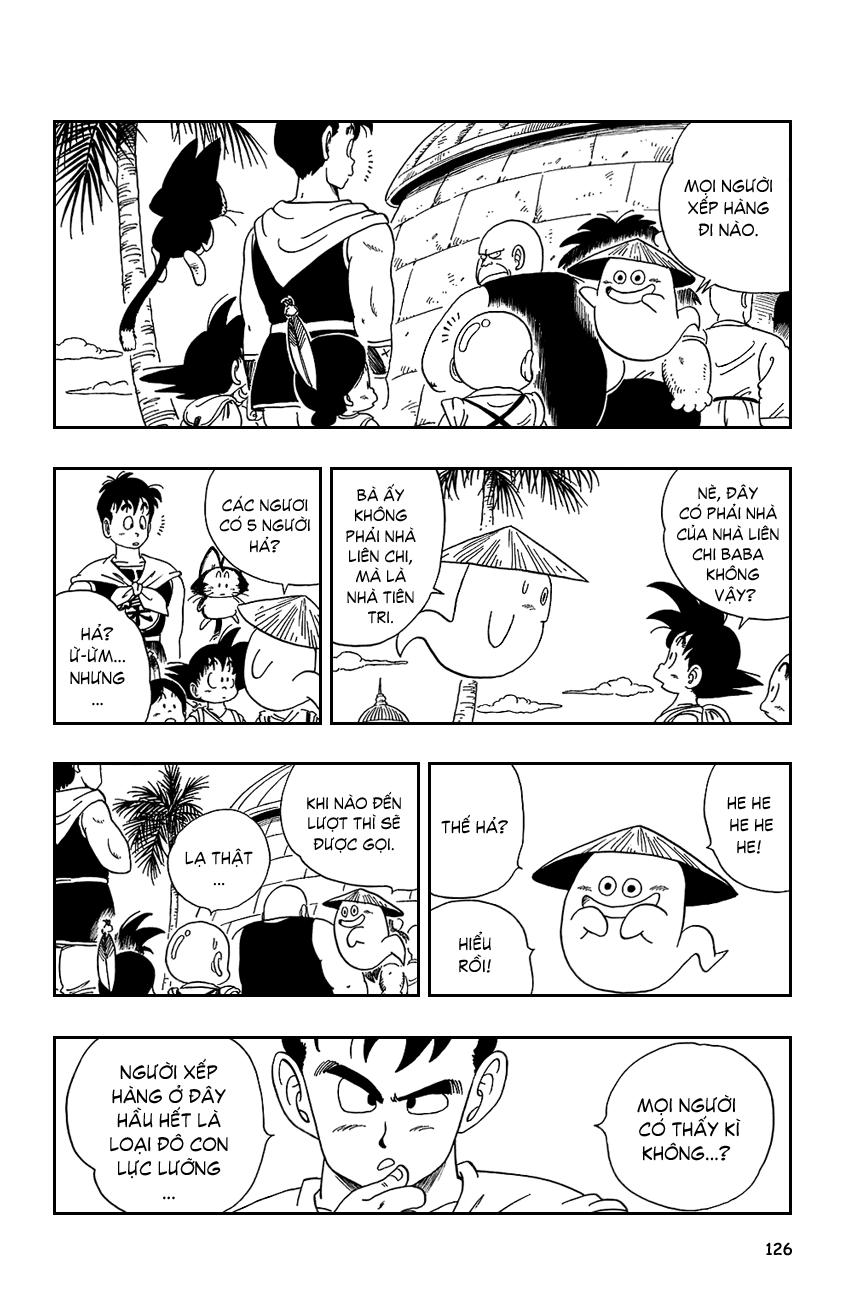 Dragon Ball chap 98 trang 9