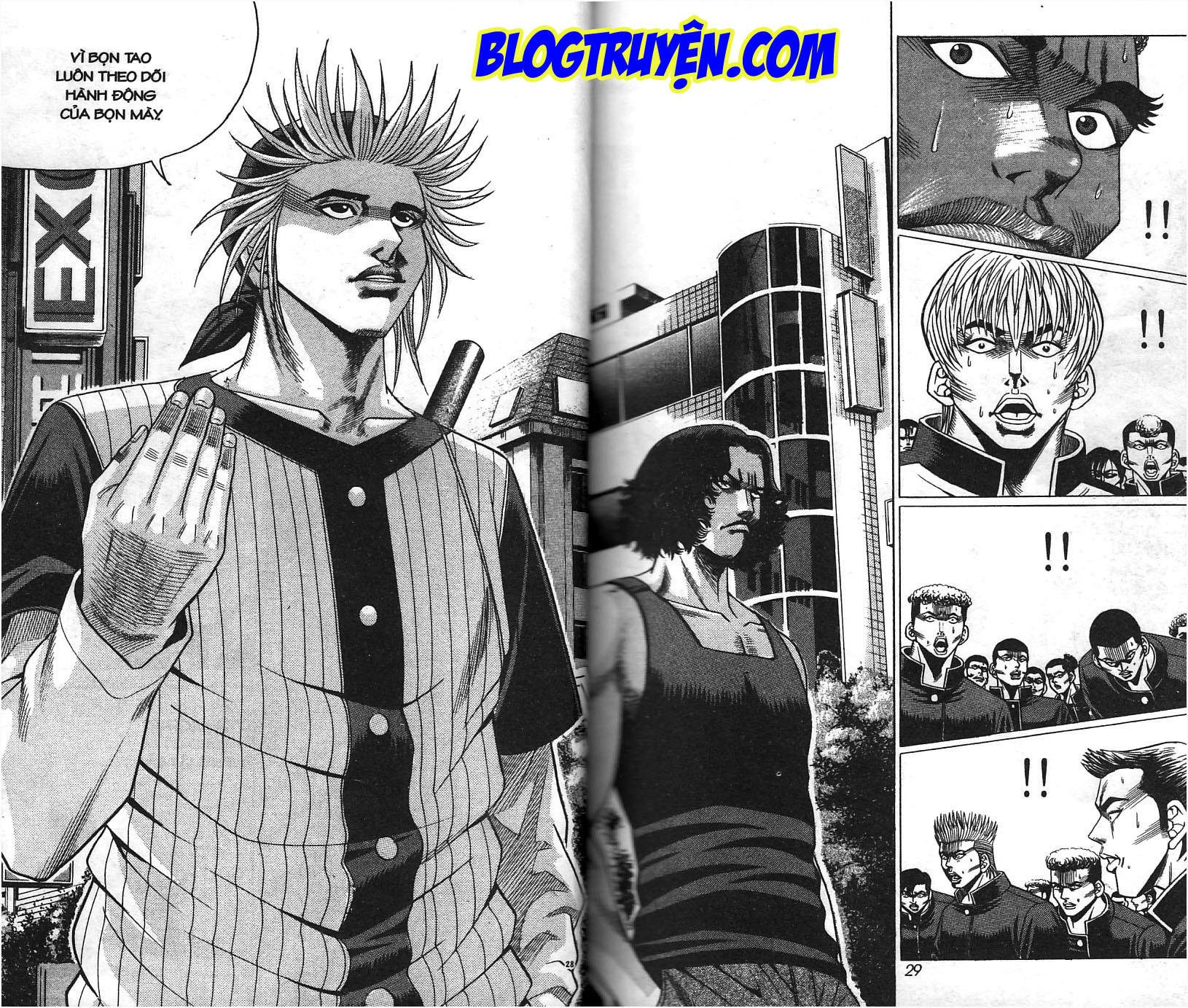 Bitagi - Anh chàng ngổ ngáo chap 65 trang 3