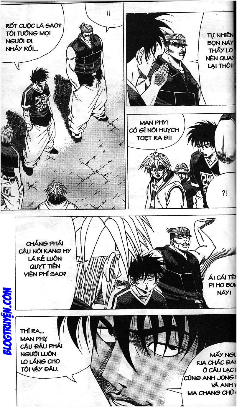 Bitagi - Anh chàng ngổ ngáo chap 65 trang 18