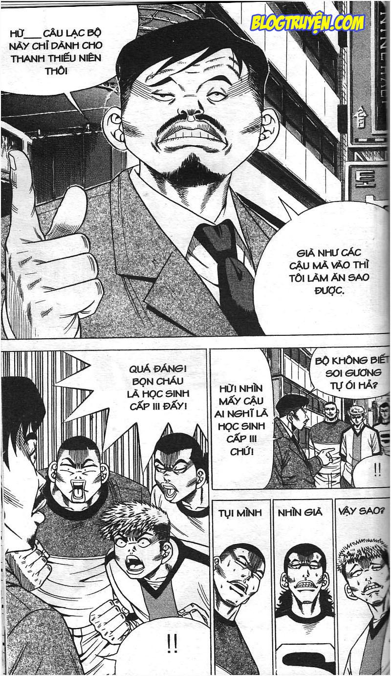 Bitagi - Anh chàng ngổ ngáo chap 65 trang 20