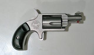 Firearm Fun: REVIEW: FREEDOM ARMS Mini  22