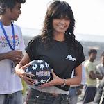 Sherlyn Chopra & Pooja Chopra @ Red Bull Free Style Event