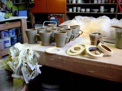 Surface Decoration | pottery blog: emily murphy