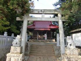 飯山:龍蔵神社