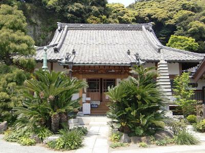鎌倉:薬王寺