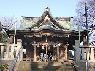 白旗神社(藤沢市)