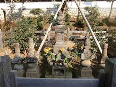 小栗判官と十勇士の墓
