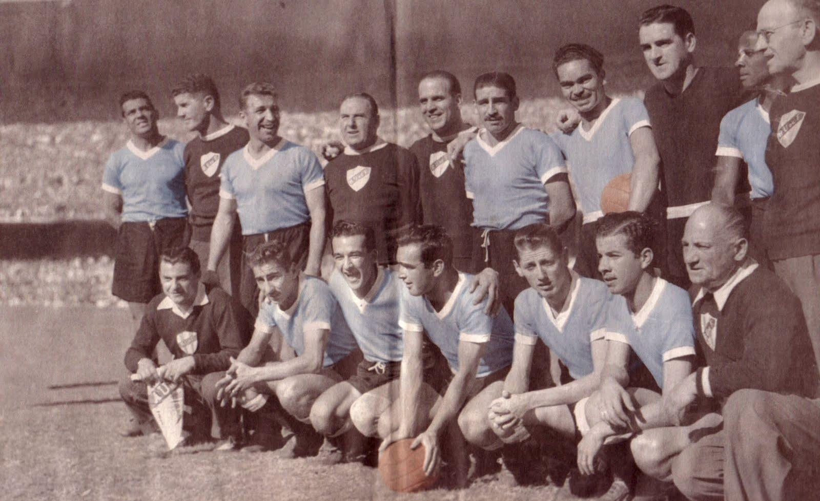 Resultado de imagen para uruguay festejo 16 de julio