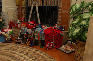 Power Rangers Christmas Tree.The Mclellands Its A Power Ranger Jungle Fury And