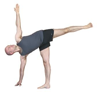 the magic of yoga  part 2 ardha chandrasana  half moon