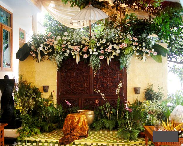 Olivia Wedding Decoration Dekorasi Untuk Acara Siraman