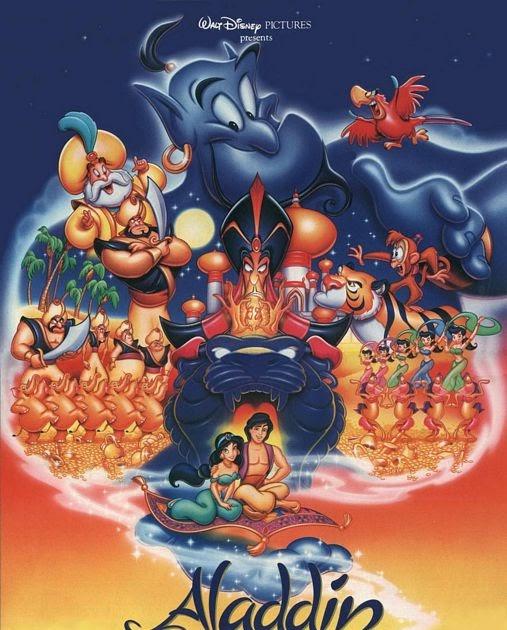 Watch Online Cartoon: Aladdin (1992) - Disney's Cartoon ...