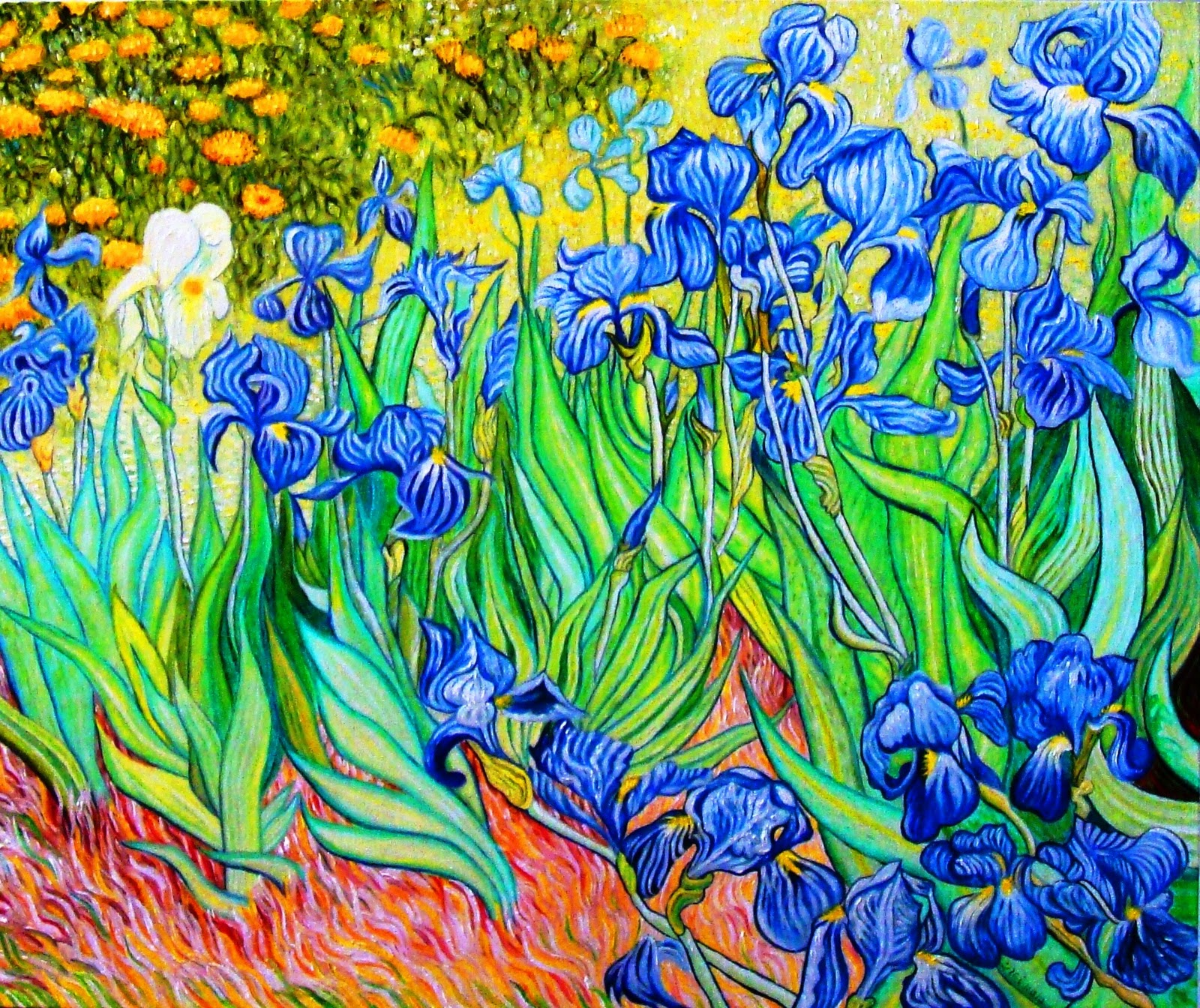 My Great Paintings Painting Parody Of Vincent Van Gogh S