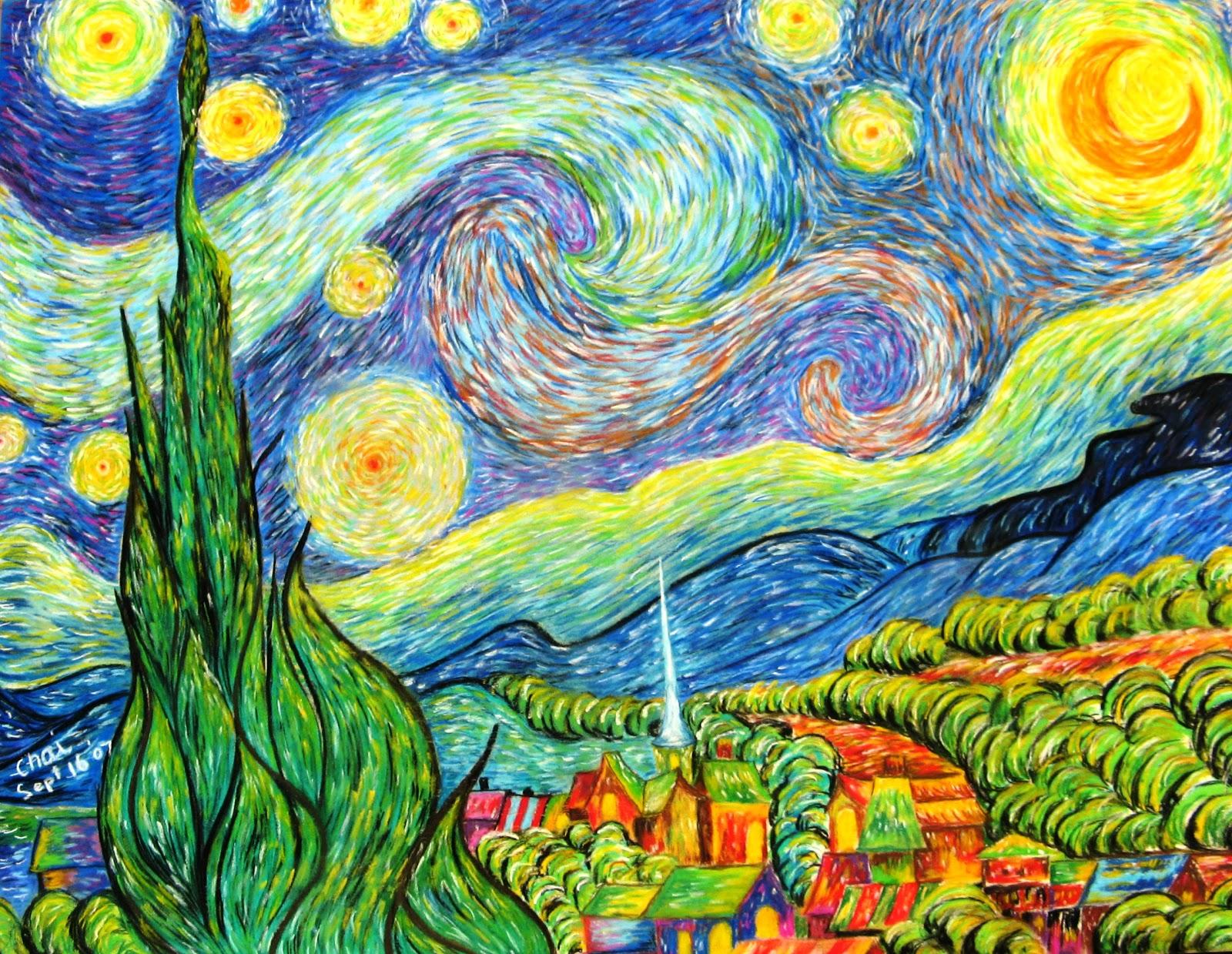 My Great Paintings Painting Parody Of Vincent Van Gogh S