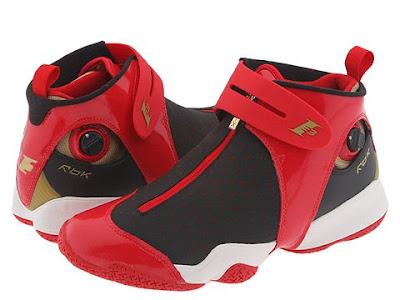 reebok answer x pump shoes