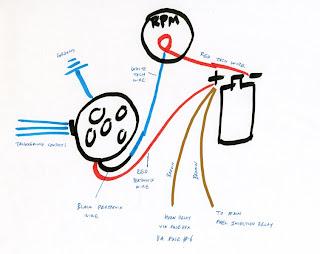 Pertronix Tach Wiring  Wiring Diagram