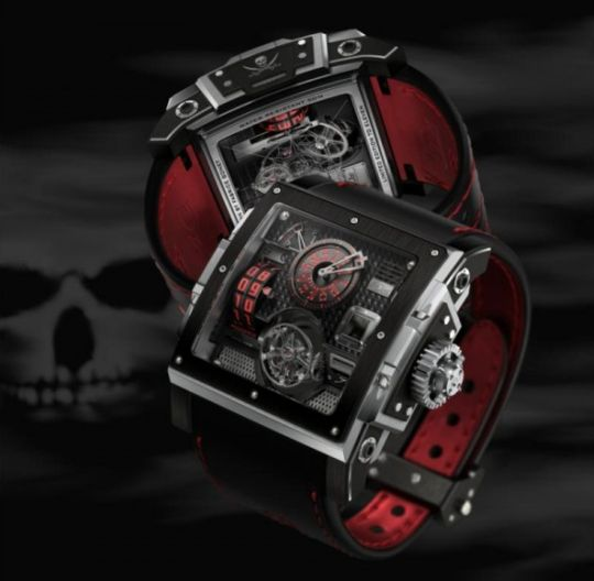HD3 Black Pearl Watch Is Expensive And Amazing
