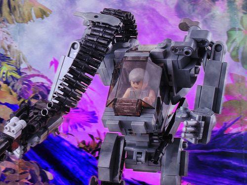 A World In LEGO: Avatar's Pandora Gets A LEGO Life