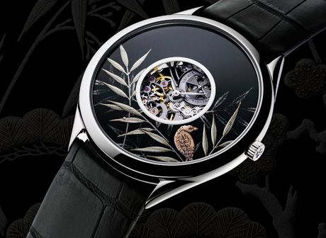 Vacheron Constantin Introduces Expensive Lacquer Collection