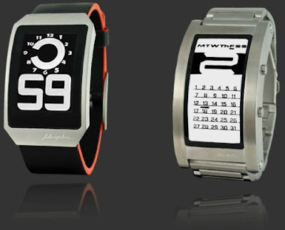 Phosphor's New Watches Have Curved E-Ink Displays