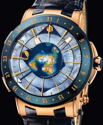 Ulysse Nardin Moonstruck Watch Is Striking