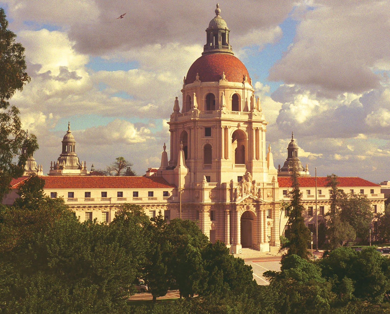 Pasadena Pio Pasadena City Hall Tour For Local Bloggers