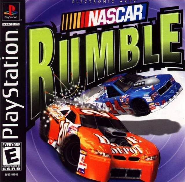 PSX Dicas: [Iso + Dicas] Nascar Rumble - Ps1