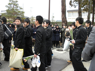 what to wear to a japanese graduation