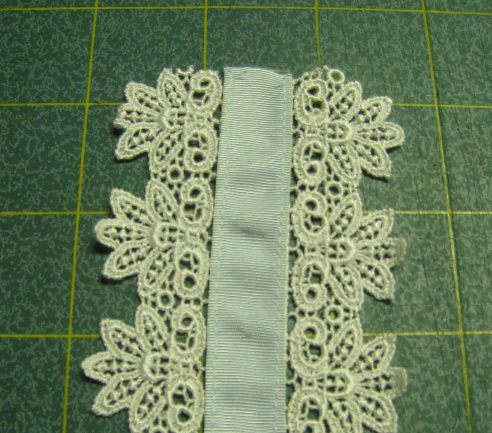 Making A Wedding Garter: It's A Sewing Life: Make Your Own Wedding Garter