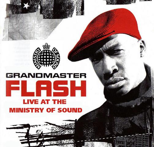 Grandmaster Flash Live At Ministry Of Sound Domeshots