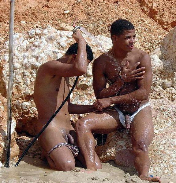 naked men from india