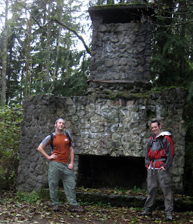 Bullitt Chimney squak mountain hikingwithmybrother
